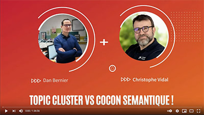 Dan Bernier et Christophe Vidal sur Youtube