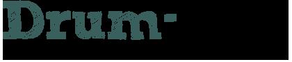 Drum-bass logo