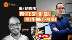 Fred Bobet et Dan Bernier sur YouTube